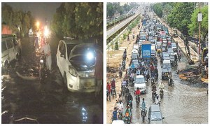 Flooded roads, crumbling infrastructure paralyse city, pile on monsoon misery