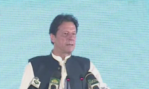 Imran launches Rs5tr Ravi City project