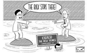 Cartoon: 9 August, 2020