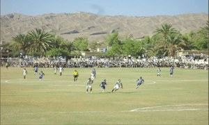FOOTBALL: A LEAGUE FOR PAKISTAN FOOTBALL