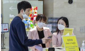 South Korea finds new 'mutated' coronavirus