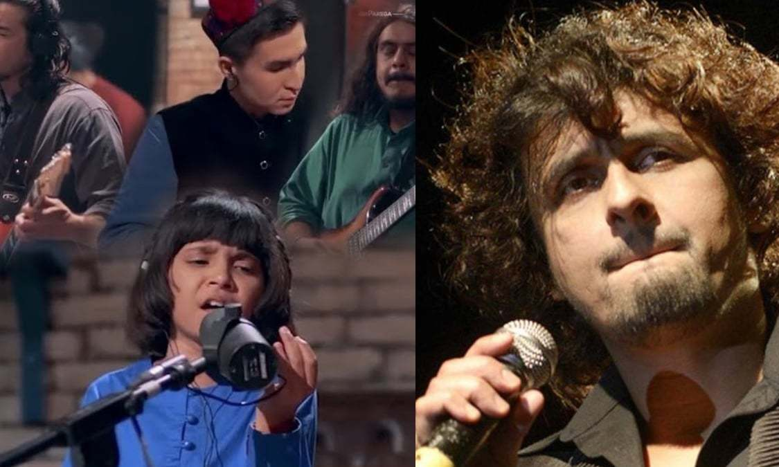 Bol Hu has touched my heart, shares teary-eyed Sonu Nigam
