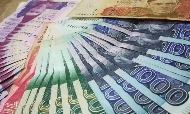 مالی سال20-2019 میں خسارہ جی ڈی پی کے مقابلے 8.1 فیصد رہا