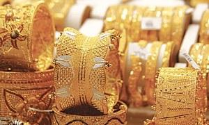 پاکستان میں سونے کی قیمت میں 6 ہزار روپے سے زائد کی کمی