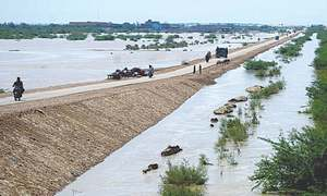 Life in Kachho limping back to normal after heavy flooding