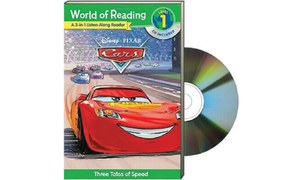 Book review: Disney Pixar Cars: Three Tales Of Speed