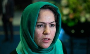 Afghan women's rights trailblazer survives gun attack