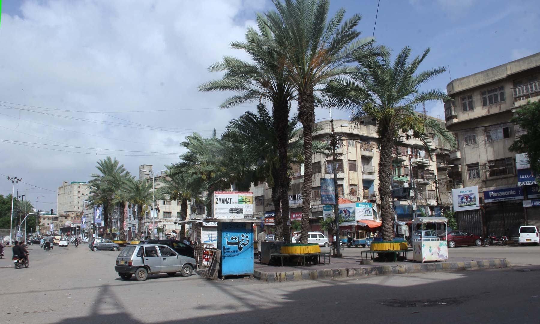 کراچی کے معروف ریگل چوک پر کیا کچھ بیتا؟ (پہلا حصہ)