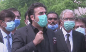 Psychological games being played to pressurise my family, alleges Bilawal