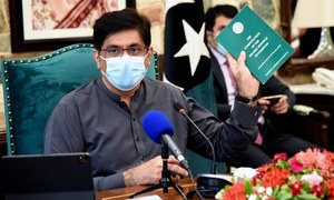 Under no condition will Sindh share power with anyone: Sindh CM responds to 'rumours'