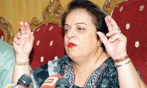 بلوچستان میں ایف سی اہلکار کے ہاتھوں شہری کی ہلاکت ناقابل قبول ہے، شیریں مزاری