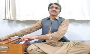 New Pashto album quenches thirst of music lovers