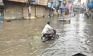 Decades-old issue of poor drainage haunts Gujrat