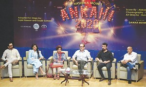 Ankahi to be staged from Oct 20