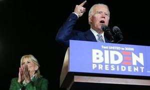Ex-CIA, FBI heads among 70 Republicans to back Biden