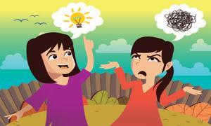 Dealing with jealous friends