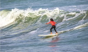 SURFING: RIDING THE WAVES