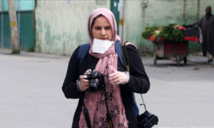 Kashmiri photojournalist wins 2020 Peter Mackler Award for Courageous and Ethical Journalism