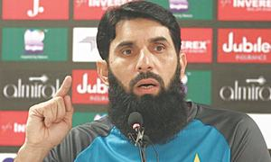 No plans of sacking Misbah as chief selector: PCB sources