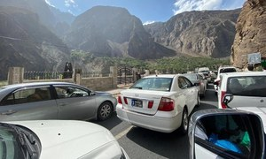 Covid-19 rules ignored as tourists flock to northern Pakistan