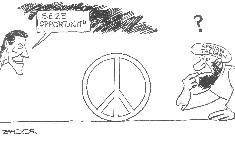 Cartoon: 28 August, 2020