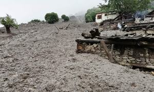 At least 16 killed as heavy rain triggers flash floods in parts of KP