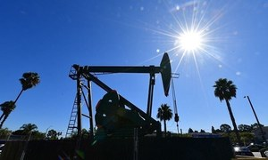 Crude oil demand reaches plateau