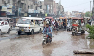 Floods wreak havoc across Punjab; more thundershowers forecast