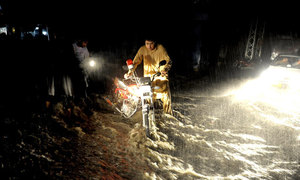 بلوچستان کے 9 اضلاع میں سیلابی صورتحال، ایمرجنسی نافذ