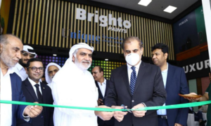 Brighto Paints delivers another win for the global Pakistani community, opens second showroom in Qatar