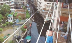 Three days after rains, Karachi business struggles to recover