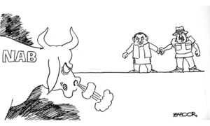 Cartoon: 4 September, 2020
