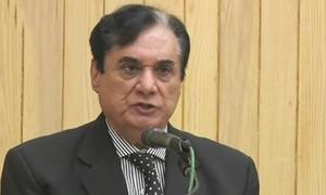 'ٹرانسپیرنسی انٹرنیشنل پاکستان نے بدعنوانی کےخلاف نیب کی کوششوں کی تعریف کی ہے'
