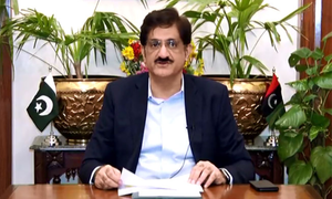 وزیر اعلیٰ سندھ کا عمران خان کو خط، صوبے کے سیلاب متاثرین کیلئے مدد کی درخواست