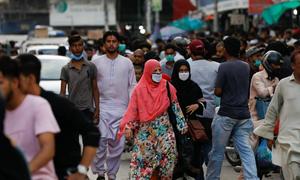 پاکستان میں کورونا کے 96 فیصد مریض صحتیاب، فعال کیسز ساڑھے 6 ہزار سے زائد