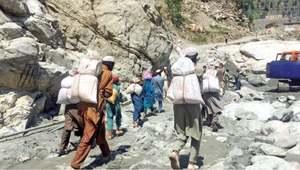 Upper, Lower Kohistan suffer extensive damage in flash floods