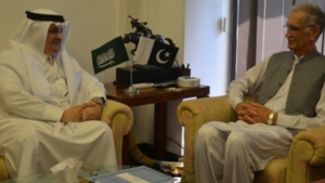 Pakistan looking to diversify cooperation with S. Arabia: Khattak