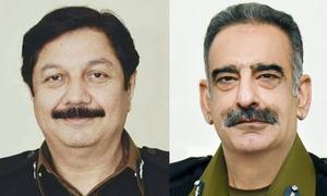 سی سی پی او لاہور سے اختلافات: آئی جی پنجاب تبدیل، انعام غنی کو ذمہ داری سونپ دی گئی