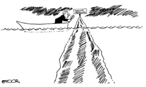 Cartoon: 9 September, 2020