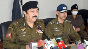 Punjab gets sixth IGP in two years