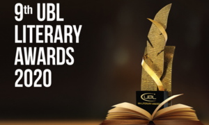 UBL celebrates Pakistani literature, announces winners of 9th Literary Awards