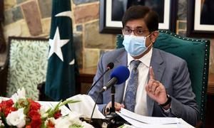 سندھ میں بارش متاثرین کیلئے 70 کروڑ روپے کی گرانٹ منظور