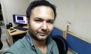 Express Tribune journalist Bilal Farooqi arrested in Karachi for 'defaming Pakistan Army'