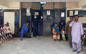 In harm's way: To save lives, Pakistani doctors risk their own every day