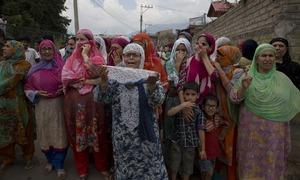 یورپی اراکین پارلیمان نے مسئلہ کشمیر کے یکطرفہ حل کا بھارتی مؤقف مسترد کردیا