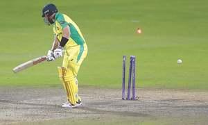 England level ODI series after dramatic Australia collapse