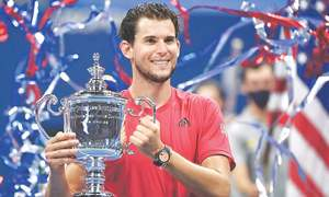 Thiem stages stunning comeback to lift maiden Grand Slam title