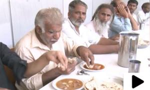 لاہور میں 10 لنگر خانوں کا قیام