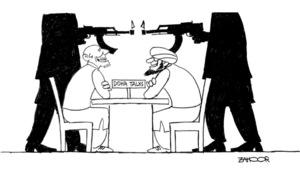 Cartoon: 15 September, 2020