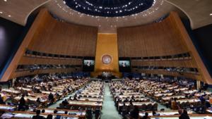 UN begins annual meetings with Kashmir on agenda